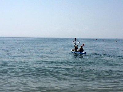 2h Kayak Tour, Cristina Island to Palomar