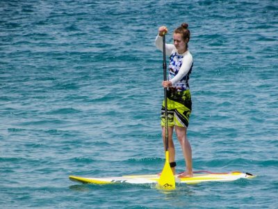 Paddle Surf Rental in Miami Beach, 2h