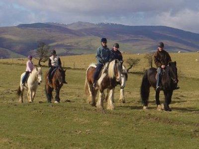 Pony and Quad Treks Hiking
