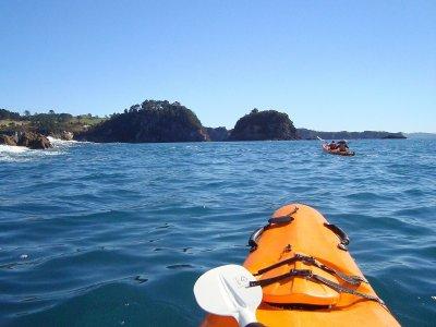 2-Hour Kayak Tour Through the Calpe Coast