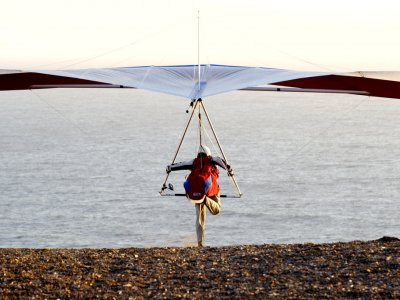 Derbyshire Flying Centre Hang Gliding