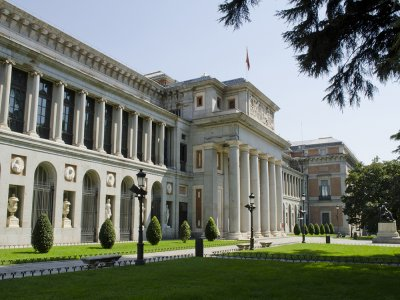 Guided visits to Madrid museums for children