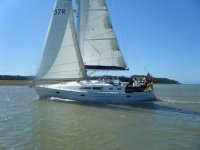 37ft Charter Yacht 8 Berth with heating