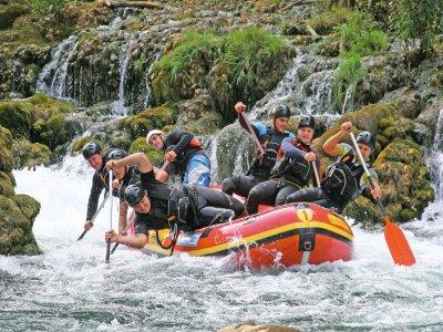 Rafting in Mallos de Riglos, 1 Day