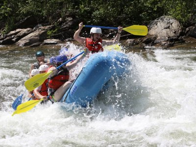III Level Rafting in Gallego River Ravine, 1 Day