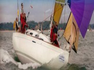 7 Day Yacht Charter from Hamble