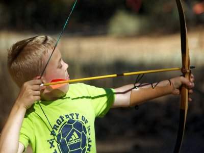 1-Hour Children's Archery in Béjar