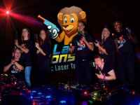 Everyone can have a great time with Lazer Lions!