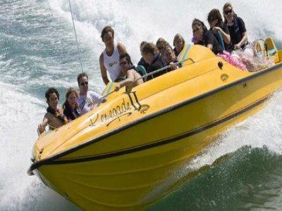 Newquay Bay Jetboats Rides