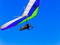 Become a professional with Airborne Hang Gliding