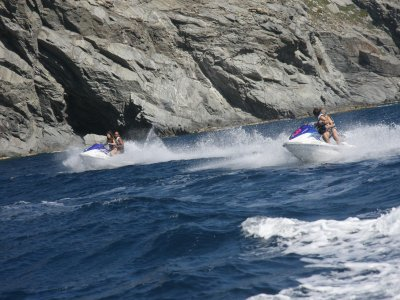 Jet Ski Conduction in Roses - 1 hour