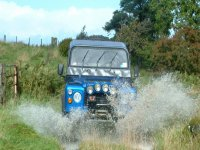 Scotland Offroad Advanced Driving Courses