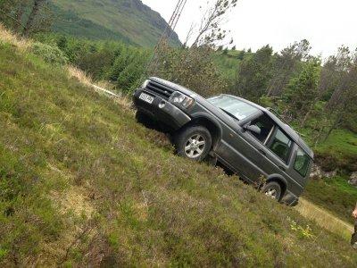 Scotland Offroad Advanced Driving Courses