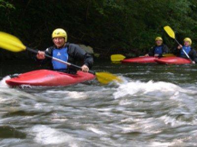 Blue Mountain Activities Kayaking