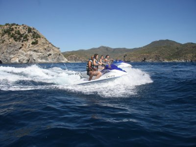 Jet Skiing in Roses - 2 Hours