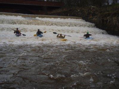 Scarborough & District Canoe Club  Kayaking