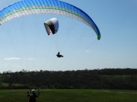 Take tuitions with Green Dragons Paragliding