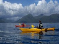 Learn how to kayak.