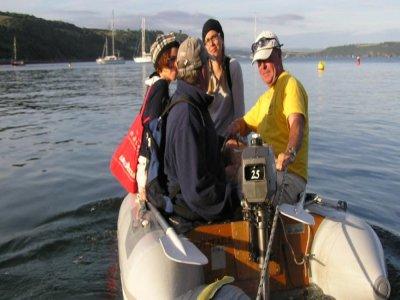Torbay Sea School Powerboating