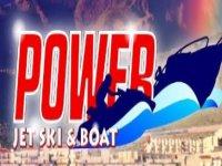 Power Jet Ski Parascending