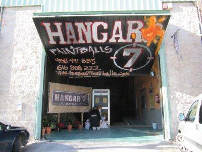 Hangar 7 Paintballs Airsoft