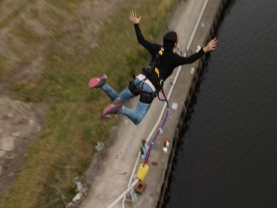 Ace Adventure Bungee Jumping