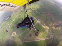 Feel like a bird with Airways Airsports Hang Gliding!