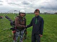 The best tuition with Airways Airsports Paramotoring