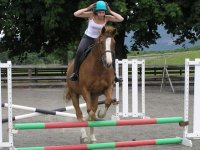 Jumping school