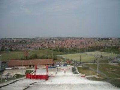 Sunderland Snow Sports Centre Snowboarding