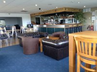 The Aviator Bar at Jersey Aero Club