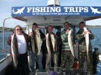 Successful fishermen!