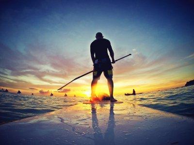 Luis Molina Sport Paddle Surf