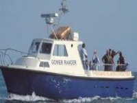 Gower Ranger traditional boat