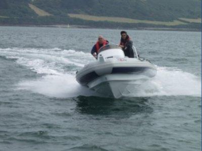 Cornish Cruising Powerboating