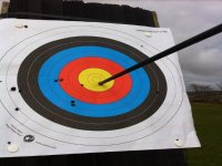 Try your hand at archery.