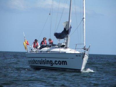 Cornish Cruising Yacht Charter