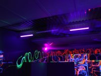 Flashy lights