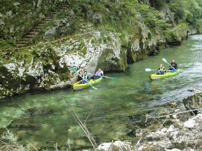 Canoas del Deva Piragüismo