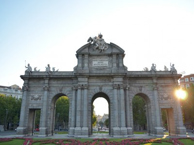 Guided tour for companies in the centre of Madrid