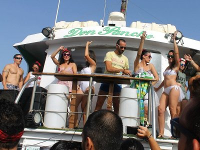 Boat Party in Mojácar, 3 Drinks & Soft Open Bar