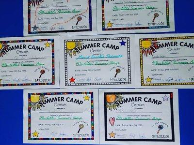 Escuela Infantil Piruleta Campamentos de Inglés
