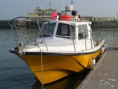 Duke IV Charterboat Ramsgate Fishing