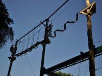 High Ropes at Haigh Woodland Park