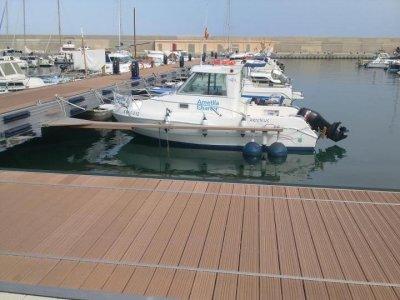 Boat trip 5 h with captain, L'Ametilla de Mar