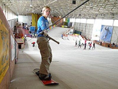 Calshot Activities Centre Snowboarding