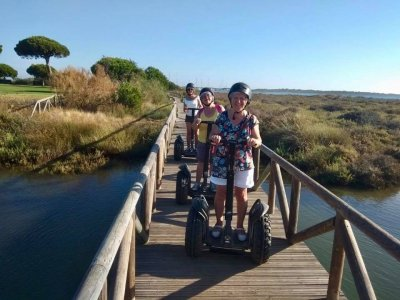 Guided Tour on Segway river Piedras 90 minutes