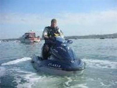East Devon Training Jet Skiing