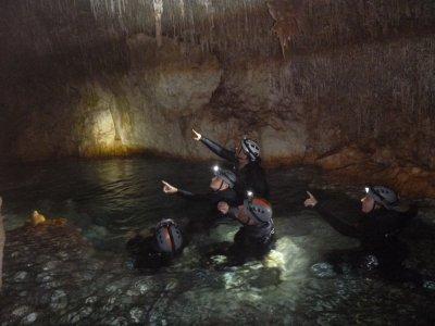 Multi-Adventure in Caves d'Es Coloms