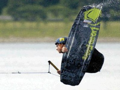Tallington Lakes Wakeboarding